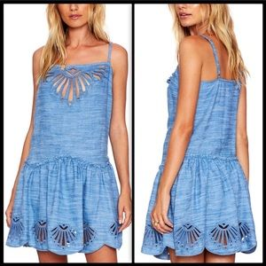 👑HP!!👑NWOT! 👑Beach Riot Swim Cover Dress👑
